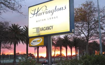 Harringtons Motor Lodge  | Palmerston North Accommodation | Call: Kevin & Mei-Ling on 06 3547259